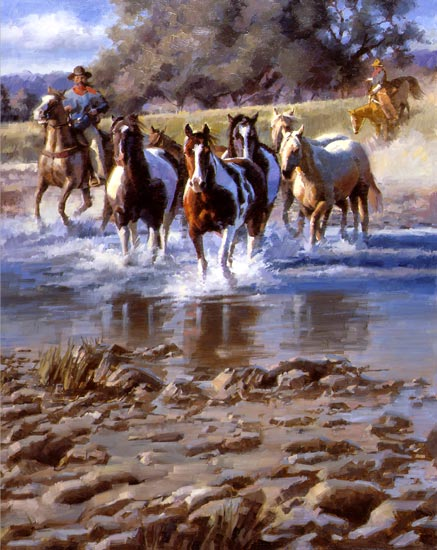 A Cheyenne Crossing